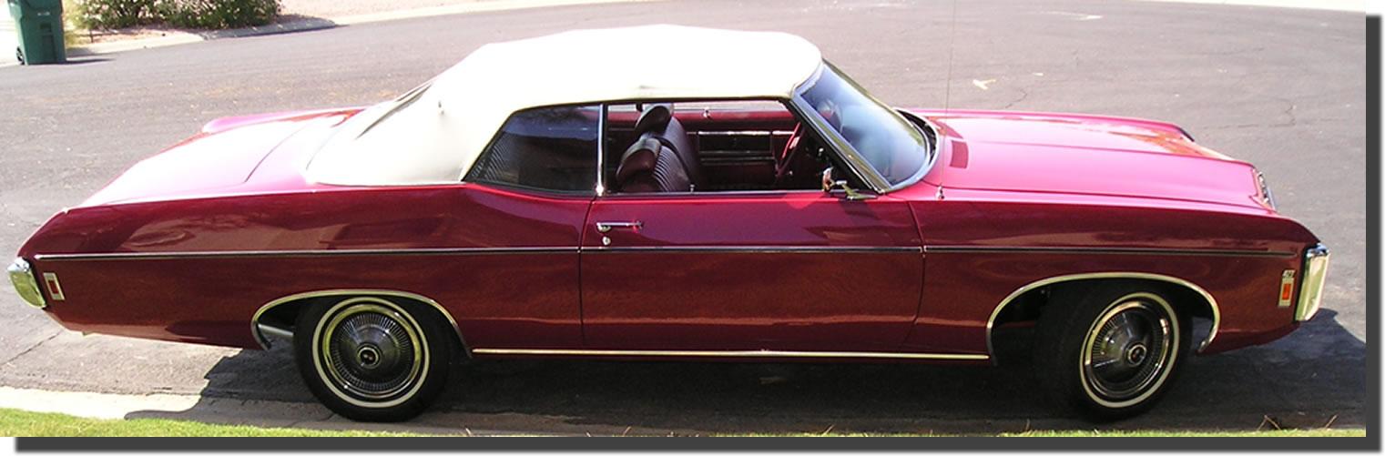 1969 chevrolet impala pictures cargurus