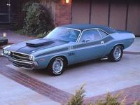 1970 Dodge Challenger , exterior