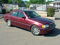 1998 Mercedes-Benz C-Class 4 Dr C230 Sedan, I just love this car, exterior