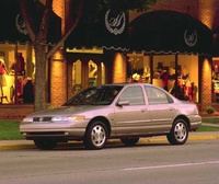 1997 Mercury Mystique Overview