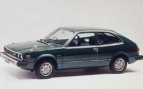 Picture of 1976 Honda Accord