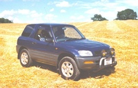 Picture of 1996 Toyota RAV4, exterior