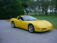 2003 Chevrolet Corvette Coupe picture, exterior
