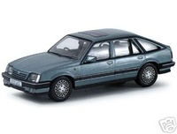 1986 Vauxhall Cavalier Overview