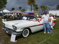 1958 Pontiac Chieftain Overview