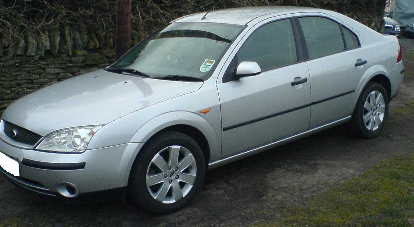 2003 Ford Mondeo Pictures Cargurus