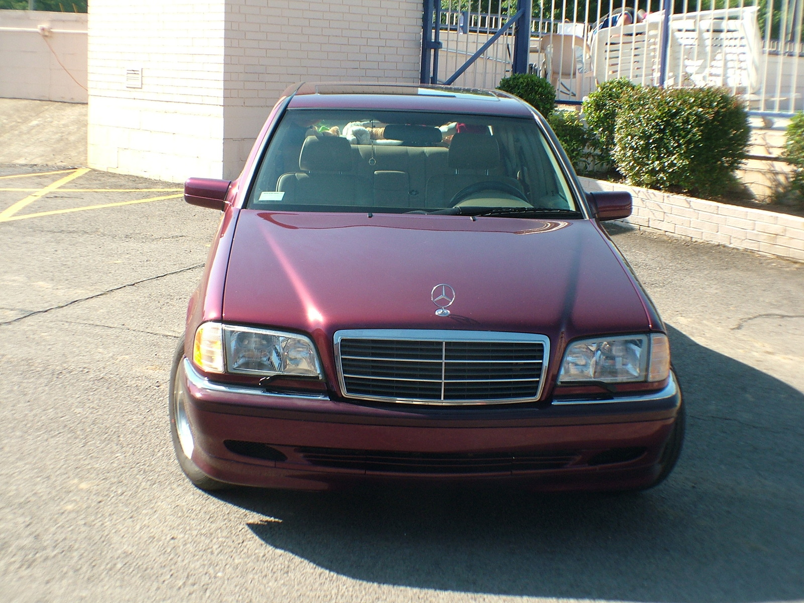 1998 Mercedes-Benz C-Class 4 Dr C230 Sedan, Picture of 1998 Mercedes-Benz C230 4 Dr C230 Sedan, exterior
