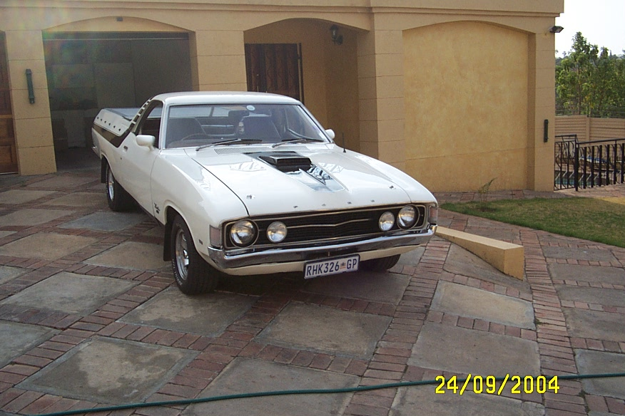 1973 Ford Ranchero Pictures C13458