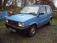 1988 FIAT Panda Overview