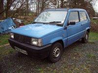 1988 Fiat Panda Overview