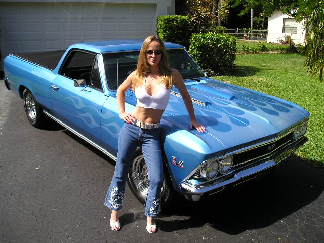 Picture of 1969 Chevrolet El Camino, exterior