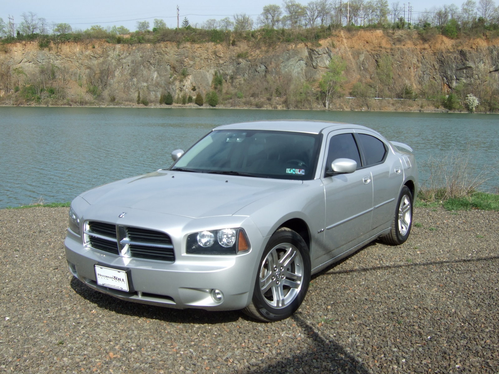 2007 dodge charger pictures to pin on pinterest