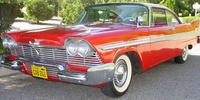 1958 Plymouth Fury picture, exterior