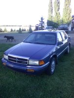 Picture of 1992 Dodge Spirit 4 Dr ES Sedan, exterior