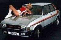 1979 Austin Allegro Overview