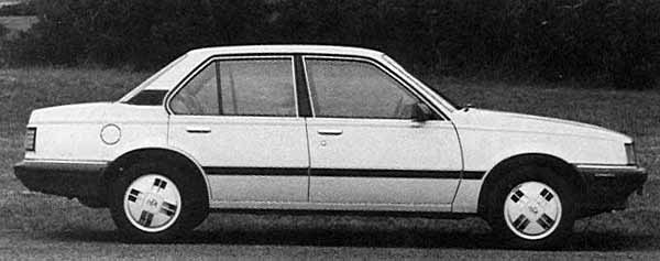 Picture of 1982 Holden Camira, exterior