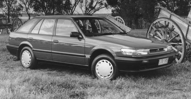 Picture of 1989 Nissan Pintara, exterior, gallery_worthy