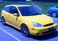 2004 Ford Focus SVT 2 Dr STD Hatchback picture, exterior