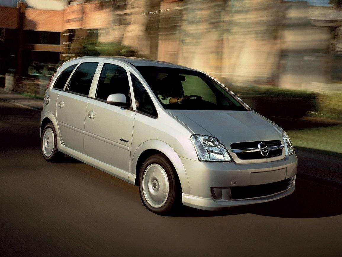Chevrolet Meriva - Overview - CarGurus