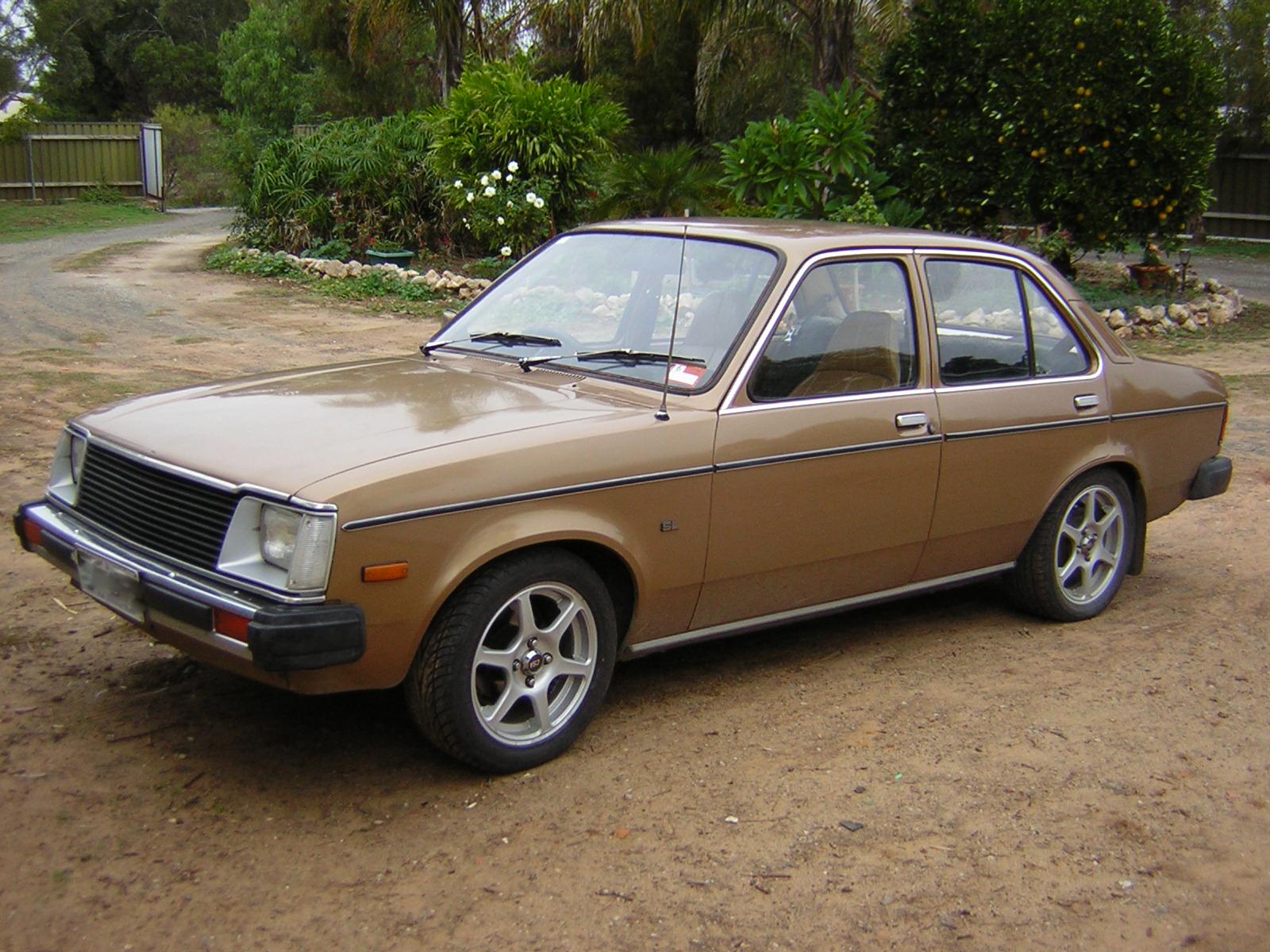 1979 Holden Gemini Pictures Cargurus