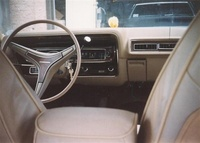 1973 Dodge Coronet picture, interior