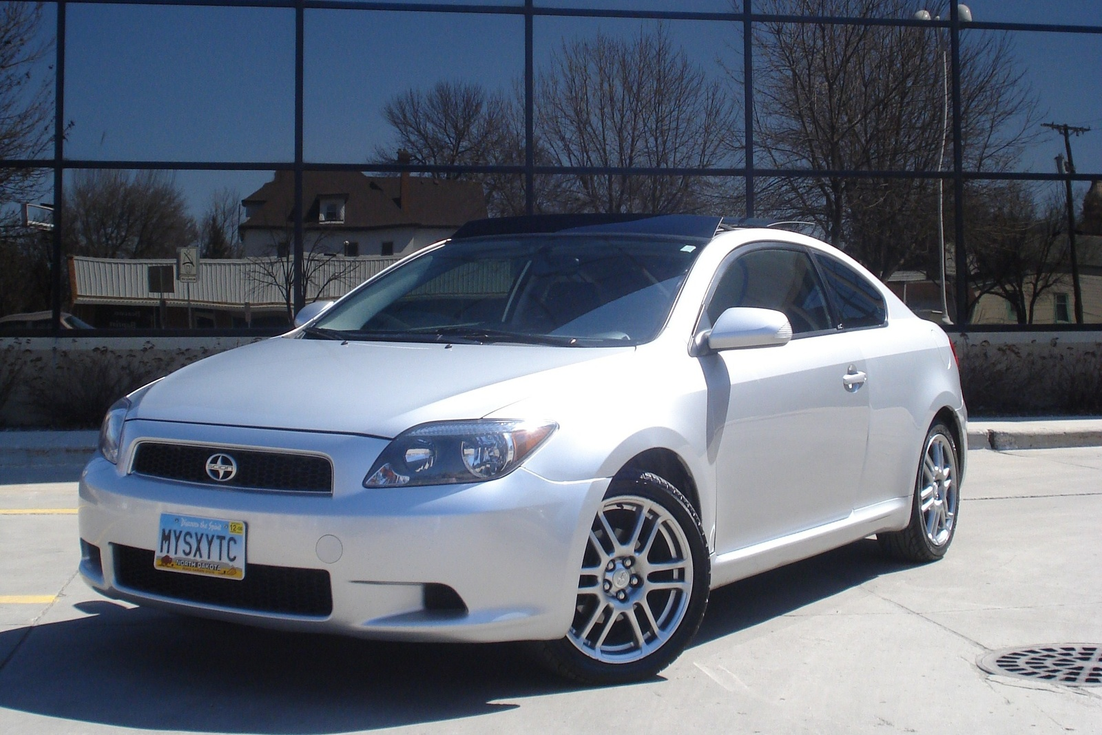2005 Scion Tc Related Infomationspecifications Weili Automotive Xa Fuse Diagram Sport Coupe Picture Exterior