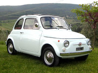 1966 Fiat 500 Overview