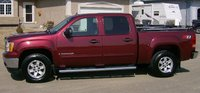Picture of 2008 GMC Sierra 1500 SLT Ext. Cab 4WD, exterior
