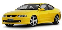 Picture of 2001 Holden Monaro, exterior