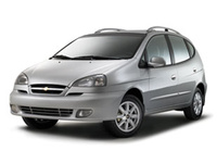2008 Chevrolet Tacuma Overview