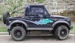 1989 Suzuki Sierra Overview