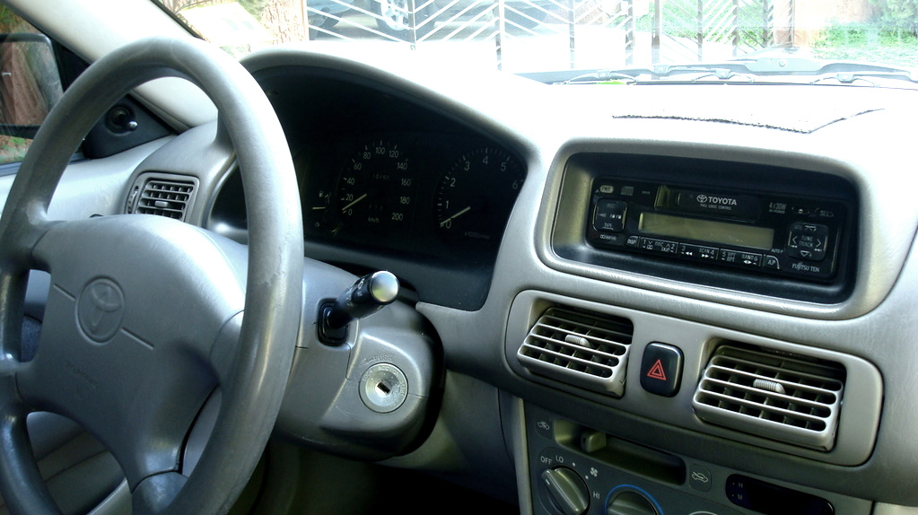 1999 Toyota Corolla VE - Pictures - 1999 Toyota Corolla 4 Dr VE Se ...
