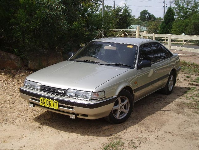 1991 Mazda 626 Pictures Cargurus