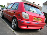 Picture of 1993 Ford Fiesta, exterior, gallery_worthy