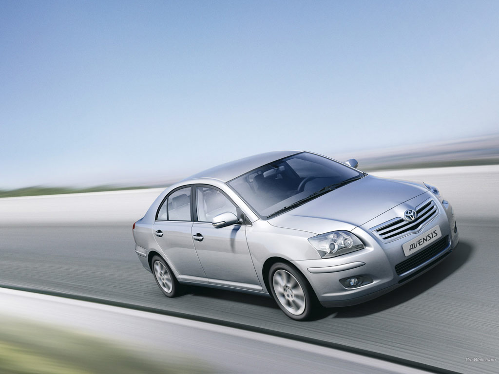 2005 Toyota Avensis picture
