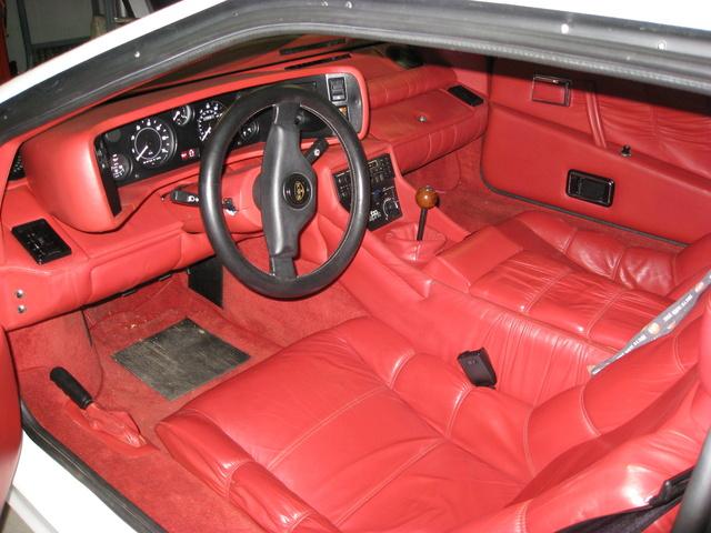 1987 Lotus Esprit Interior Pictures Cargurus