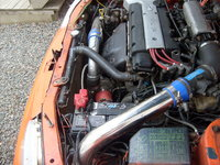 Picture of 1995 Hyundai Accent 2 Dr L Hatchback, engine
