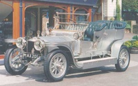 1914 Rolls-Royce Silver Ghost Overview