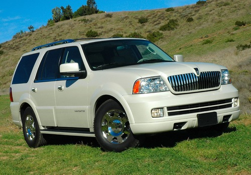 2006 Lincoln Navigator Ultimate picture, exterior
