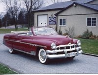 1951 Mercury Monarch Overview