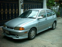 Picture of 1995 Ford Aspire 4 Dr STD Hatchback, exterior