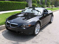 2006 BMW 6 Series 650i Convertible, 2006 BMW 650 650i Convertible picture, exterior