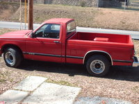 1993 Chevrolet S-10 Overview
