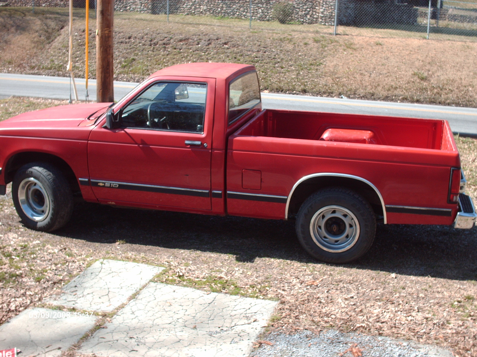 Picture of 1993 Chevrolet S-10