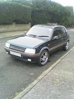 Picture of 1994 Peugeot 205, exterior