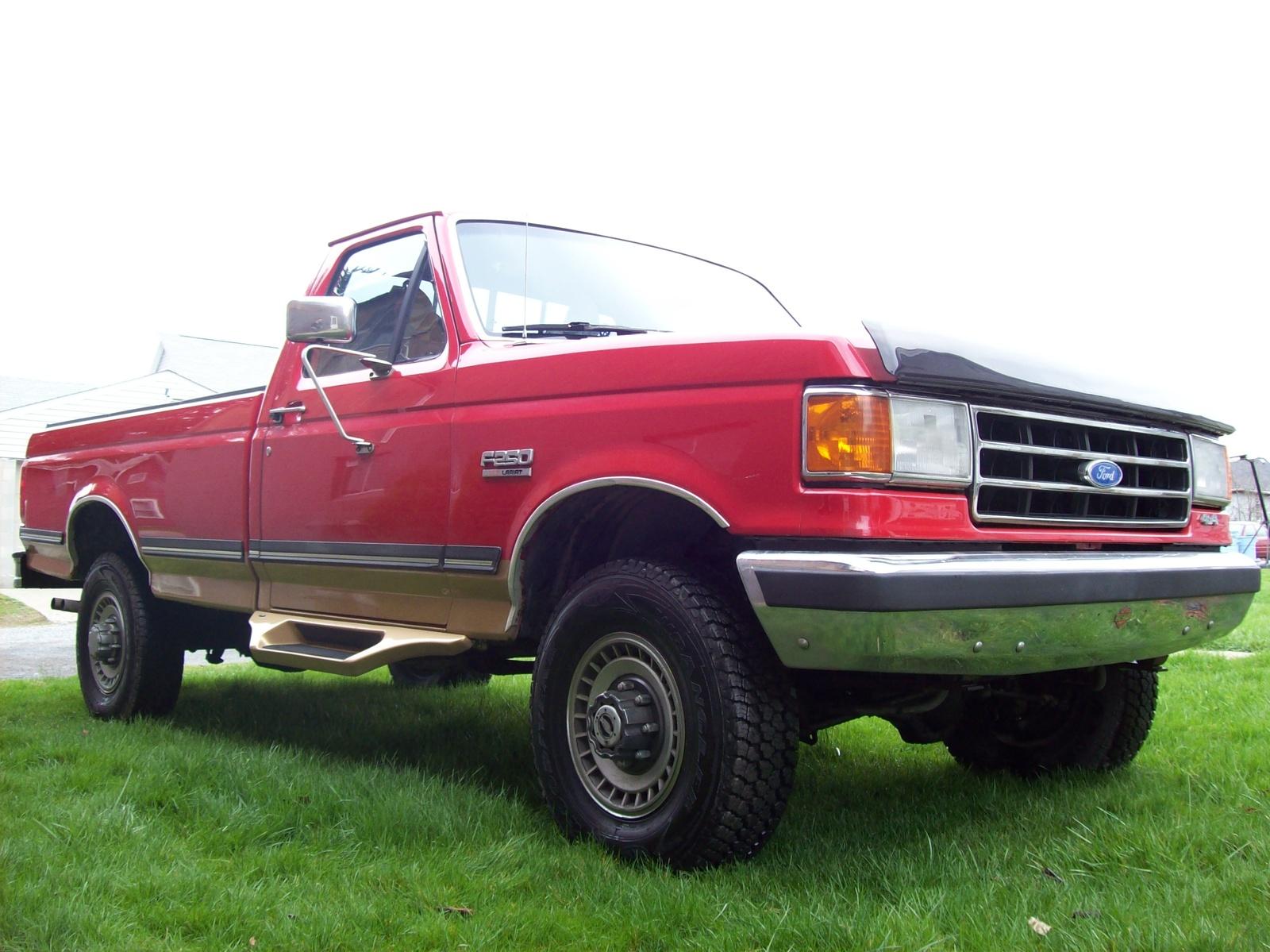 1991 ford 250 cab lariat xlt 4wd cargurus