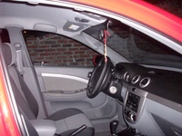 2008 Suzuki Reno Base picture, interior