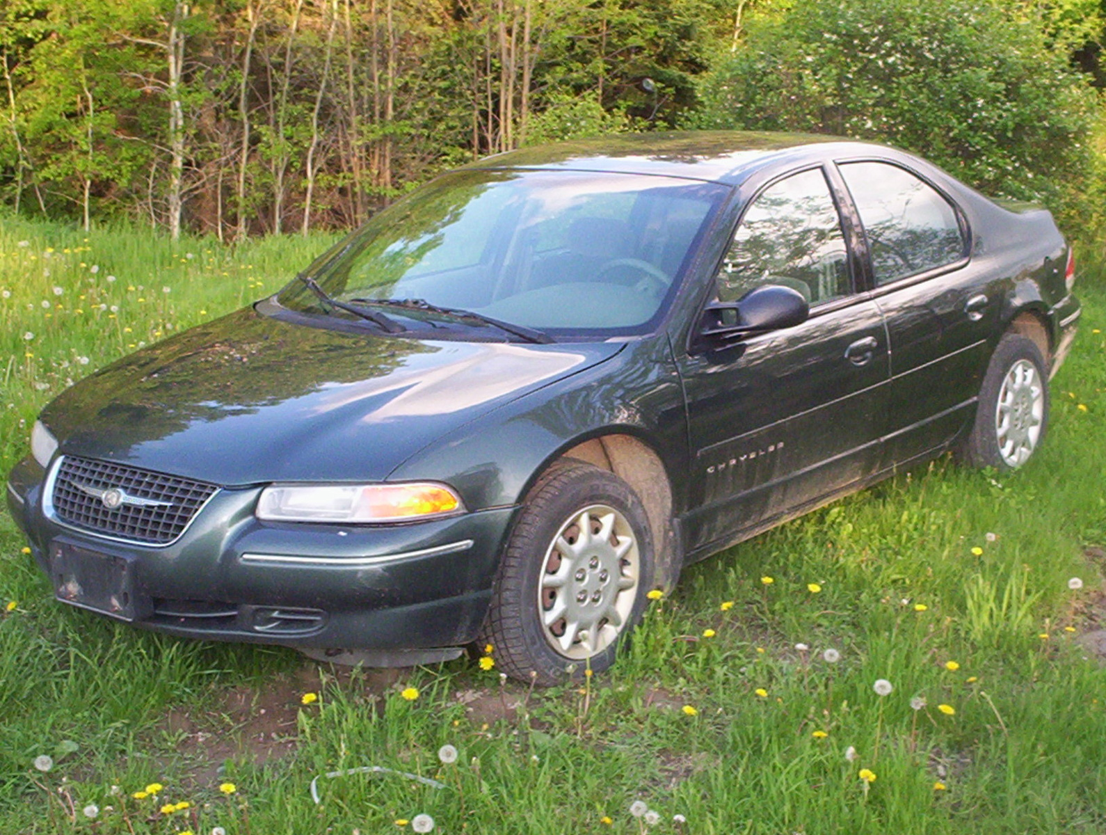 2000 Chrysler Cirrus picture, exterior