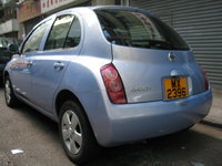 2002 Nissan March Overview