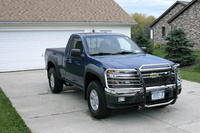 2006 Chevrolet Colorado LT 2dr Regular Cab SB picture, exterior